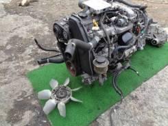 Двигатель в сборе 1KZ-TE Toyota Hiace KZH106 1KZ-TE