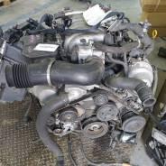 Двигатель в сборе 3uz-fe Toyota Crown Majesta UZS186