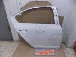 Дверь задняя правая Skoda Octavia A7