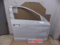 Дверь передняя правая Skoda Octavia A7