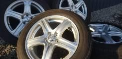 Фирменные литые диски Sibilla на шинах Yokohama 195/60R16