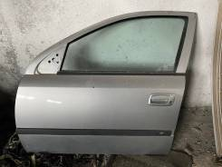 Дверь передняя левая Opel Astra G