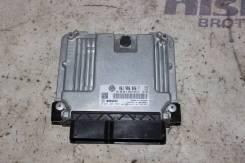 Блок управления двигателем CAWB VW Tiguan 2008-2011 06J906026T