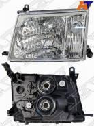 Фара Toyota LAND Cruiser 100 00-05 (ручная регулировка) пластик LH RH