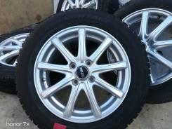 Фирменные диски Sport Ruota на шинах Icefrontage 175/65R15