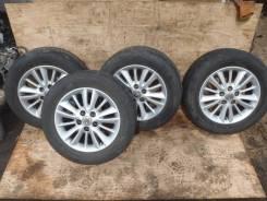Продам колеса на оригинальных дисках Toyota Crown