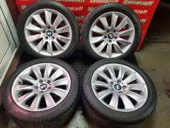 Литье BMW R18 и шины лето 275/40R18 245/45R18 Dunlop SP Sport Maxx GT