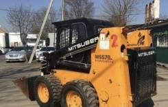 Mitsuber MSS70 Hagen. Минипогрузчик, 750кг., Дизельный, 0,33куб. м.