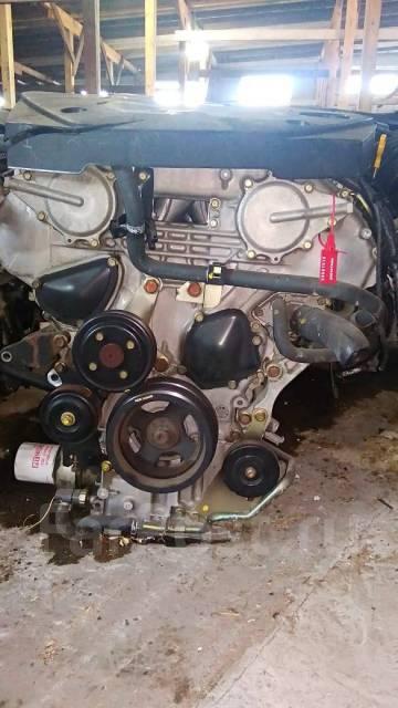 Двигатель VQ35DE Infiniti 3.5л 4WD