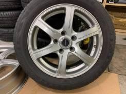 Balminum R16 5*114.3 6.5j et38 + 205/65R16 Dunlop Winter Maxx WM01