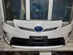 Передний бампер на Toyota Prius ZVW30 2-ая модель
