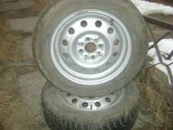 Диски с шинами R14 на ВАЗ
