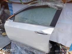 Дверь боковая передняя левая Accord 8 CU2, CU1, CW1, CW2(ЦВЕТ NH624P)