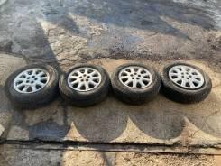 Колеса диски литье резина toyota