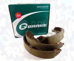 Тормозные колодки барабаннные G-Brake GS06687 gs06687