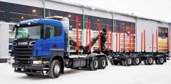 Scania R500. Epsilon Q150Z в Москве, 12 750куб. см., 20 000кг., 6x4