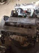 В разбор двигатель Nissan SR18DE