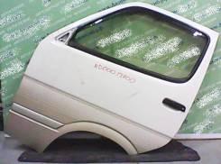 Дверь боковая Toyota Hiace H1 передняя левая