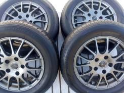 Комплект колес Bridgestone Ecopia EX20RV 195/65R15 на японском литье