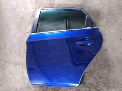 Дверь задняя левая Toyota Prius ZVW30 8T5