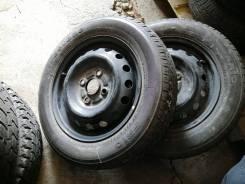 155/65R13 пара колёс с дисками