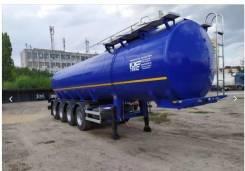 Foxtank. Продаю полуприцеп цистерну для перевозки растительных масел, 25 000кг.