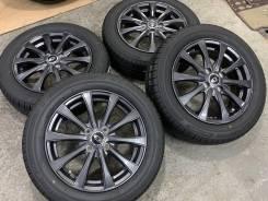 Exsteer R15 4*100 5.5j et50 + 185/60R15 Bridgestone Ecopia nh100c