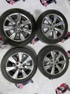 Колёса Lexus R17 с шинами Dunlop Veuro VE303 2017 года 224/45/R17