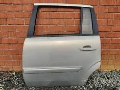 Дверь задняя левая Opel Zafira B Опель Зафира 05