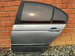 Дверь задняя левая BMW 3 E46 бмв 3 1998-2005
