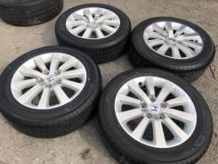 R16 диски Honda + 205/55R16 протектор 95-99% (ЛЕТО) KO20.6