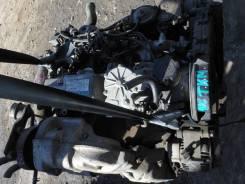 Двигатель в сборе с навесным оборудованием.