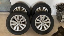 Колеса Bridgestone Nextry Nissan