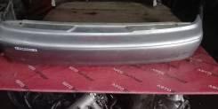 Бампер зад. T-Виндом MCV21 серый