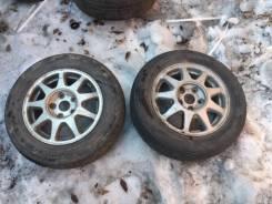 Колеса Toyota R15 5x114,3 в наличии! Цена за пару! Резина без гарантий