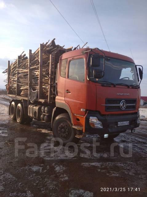 Dongfeng DFL3251A-930 6x4. Лесовоз сортиментовоз, 20 000кг., 6x4