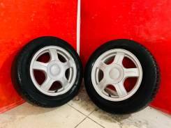 2 Колеса. Пара колёс. На прицеп. R14. 185/60r14