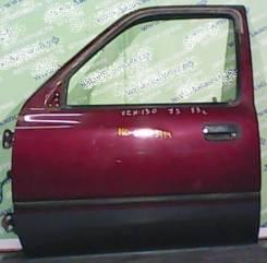 Дверь боковая Toyota Hilux Surf N13# передняя левая