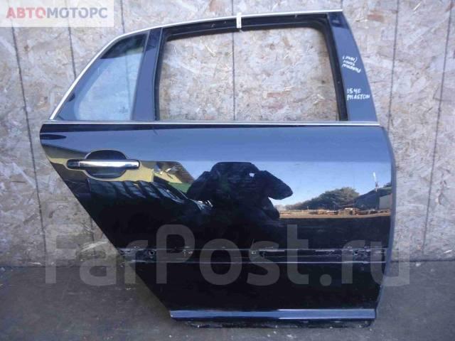 Дверь задняя правая Volkswagen Phaeton (3D) 2002 - 2016 2010 (Седан)