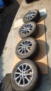Колеса Dunlop 195/65R15 на литье Waren лето