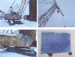 Zemag RDK 250-3. Продается Монтажный кран на гусеничном ходу РДК-250-3
