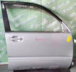 Дверь боковая Toyota Hilux Surf N21# передняя правая