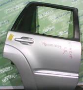 Дверь боковая Toyota Hilux Surf N21# задняя правая