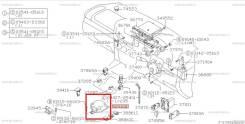 Блок управления airbag Suzuki Escudo TL52W 60.000км. Отправка в регион 38910-50J00