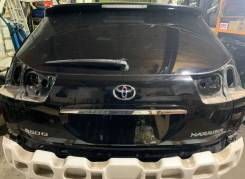 Крышка багажника Toyota Harrier 2003 - 2013г