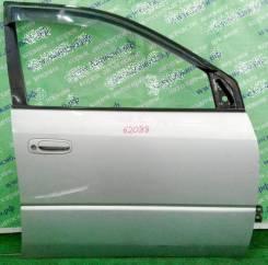 Дверь боковая Toyota Ipsum M1# передняя правая