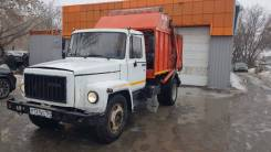 ГАЗ 3309. Продам мусоровоз газ 3309, 4 500куб. см.