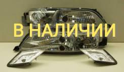 Фары хрустальные Toyota MARK II (Оптика Марк 90). Лучшая отливка!