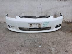 Бампер передний Toyota Wish ane10g zge10.