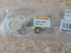 Прокладка выпускного коллектора 14036AG000